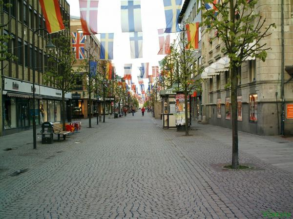 Улица Östra Storgatan