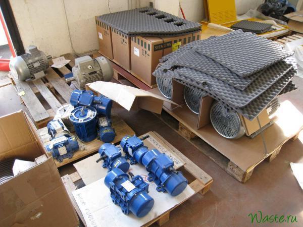 Электродвигатели и шумоизоляция