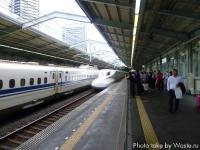Поезд Синкансен