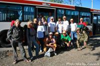 Команда экологического похода