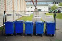 Баки для раздельного сбора отходов