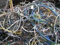 Смешанные кабельные отходы