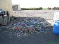 Смешанные отходы проводов