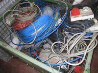 Отходы кабеля
