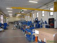 Сборочный цех завода изготовителя