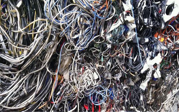 Лом кабеля и отходы проводов