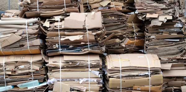 Пакеты макулатурного картона