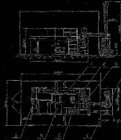 Схема установки ЭЧУТО